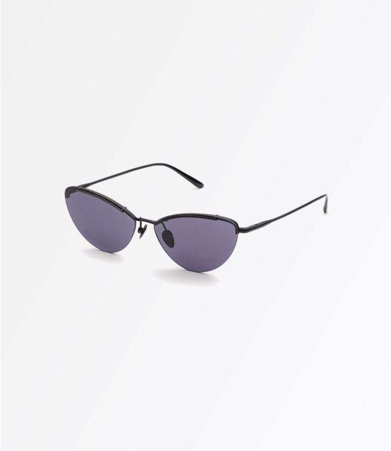 https://welcomeeyewear.com/wp-content/uploads/2019/01/welcome-eyewear-c18s1-tara-matte-black-metal-solid-blue-lenses-side-view-2.jpg