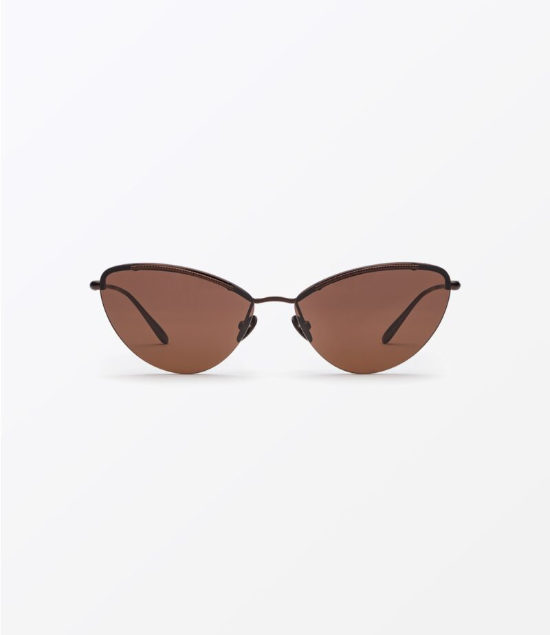 welcome-eyewear-c18s1-tara-matte-velvet-metal-brown-metal-new-brown-lenses-front-view