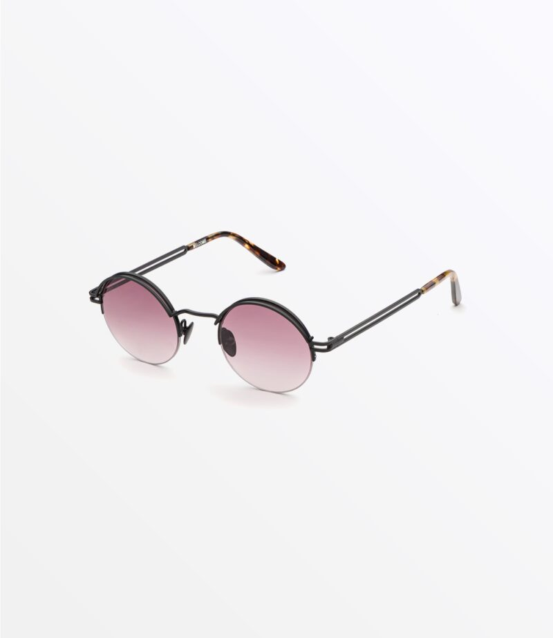 https://welcomeeyewear.com/wp-content/uploads/2019/01/welcome-eyewear-c18s2-magnolia-matte-black-metal-wine-gradient-lenses-side-view-3.jpg