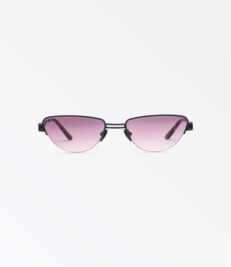 welcome-eyewear-c18s4-concorde-matte-black-metal-wine-gradient-lenses-front-view