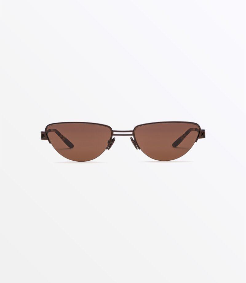welcome-eyewear-c18s4-concorde-matte-velvet-brown-metal-new-brown-lenses-front-view